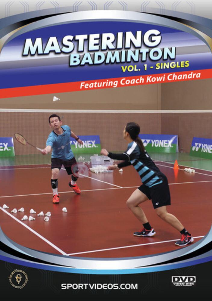 - Mastering Badminton Vol 1 - Singles / (Mod)