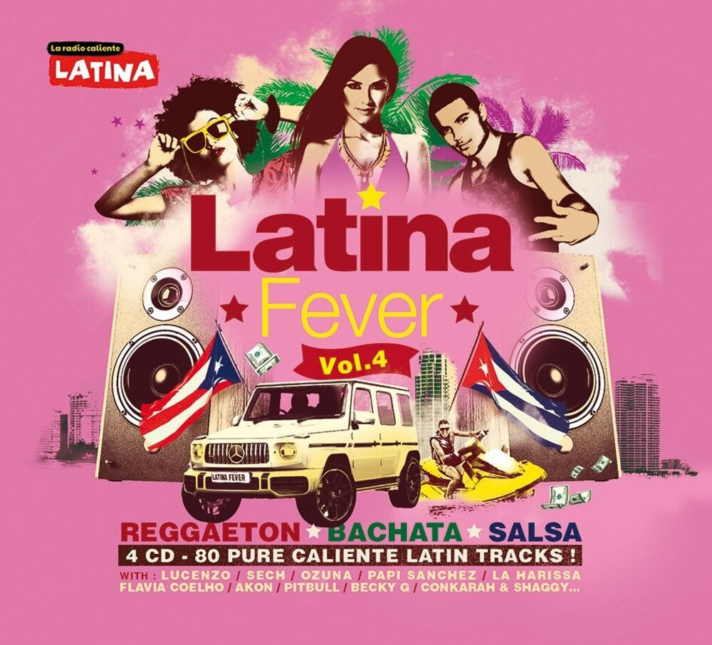 Latina Fever 4 / Various - Latina Fever 4 / Various (Fra)
