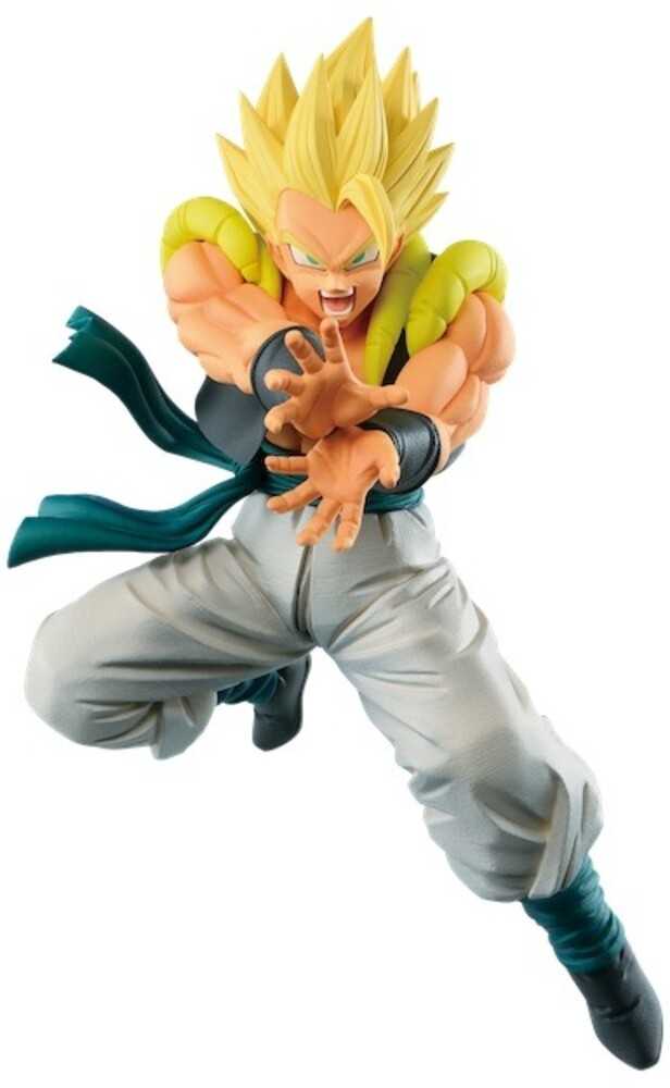 Banpresto - BanPresto - Dragon Ball Super Gogeta Super Kamehameha II Version 2