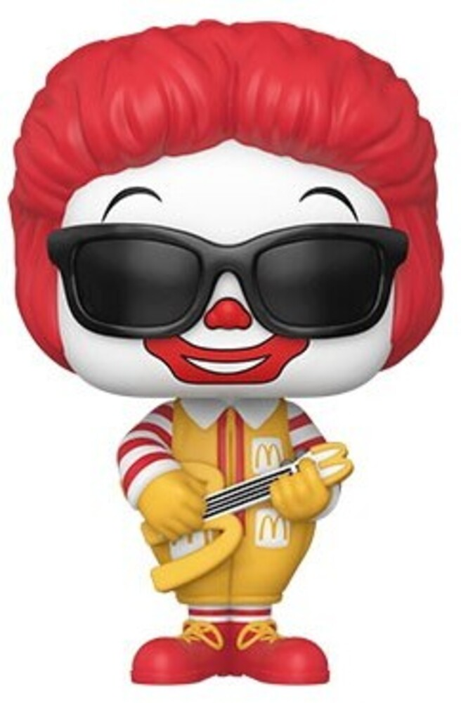Funko Pop! AD Icons: - FUNKO POP! AD ICONS: McDonalds- Rock Out Ronald