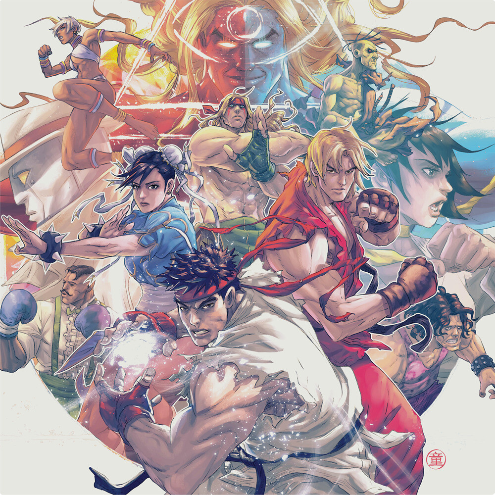 Capcom Sound Team Blk Ogv - Street Fighter III: The Collection (Original Soundtrack)