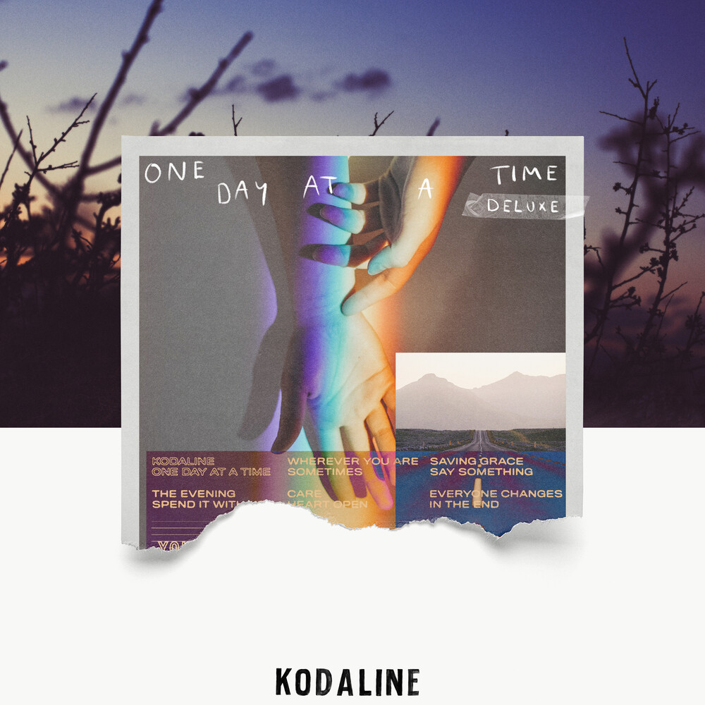 Kodaline - One Day At A Time: Deluxe [2LP]