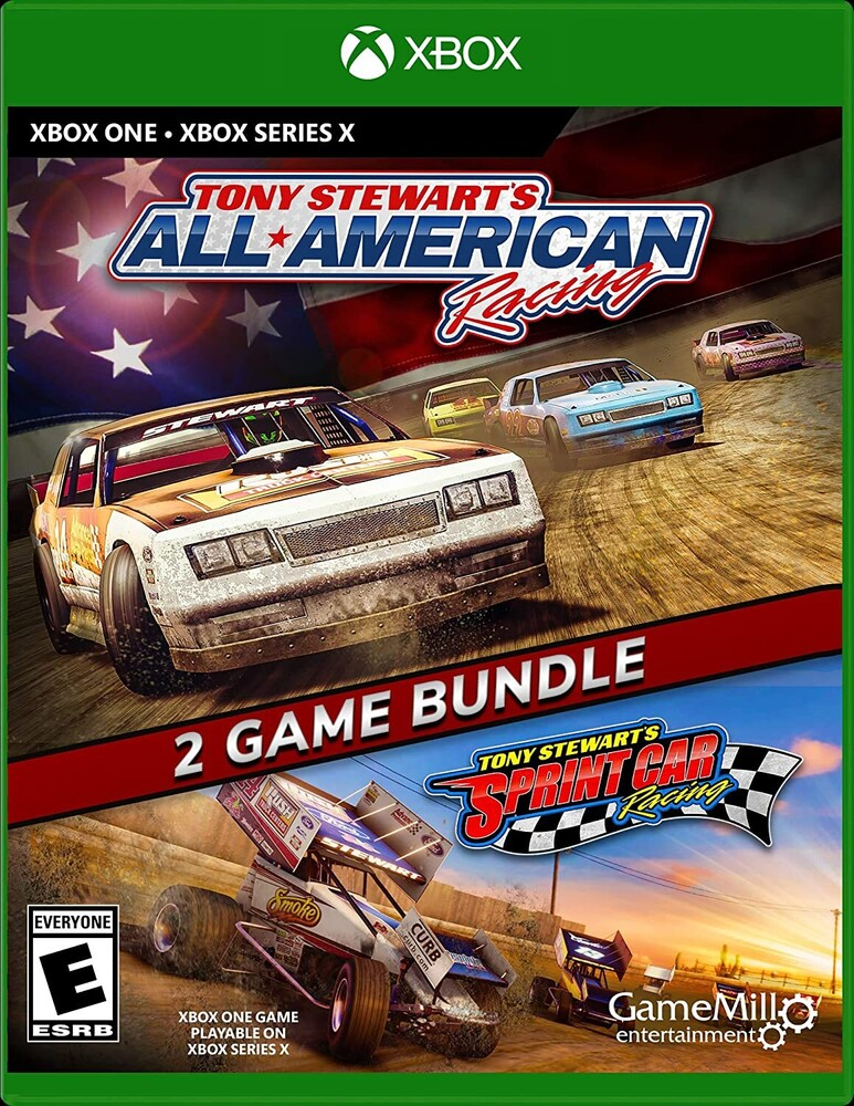 - Xb1 Tony Stewart All American Racing