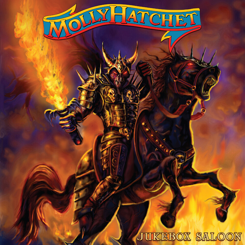 Molly Hatchet - Jukebox Saloon