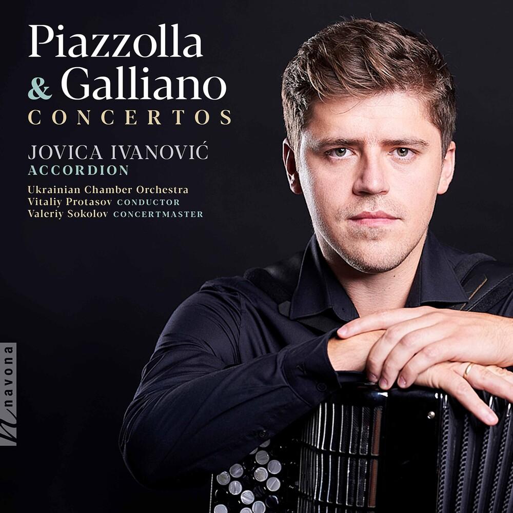 Galliano / Ivanovic / Sokolov - Concertos