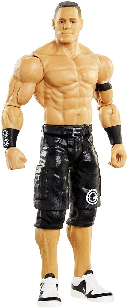 WWE - Mattel Collectible - WWE Basic Figure John Cena