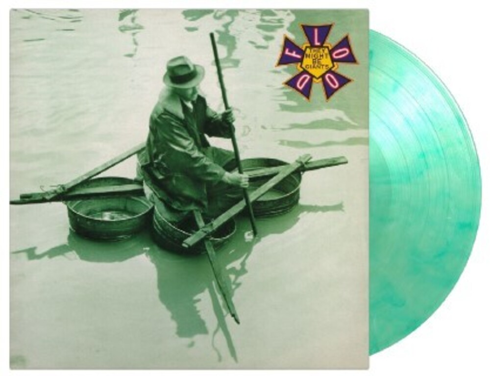 They Might Be Giants - Flood [Limited 180-Gram 'Icy Mint' Green Colored Vinyl]