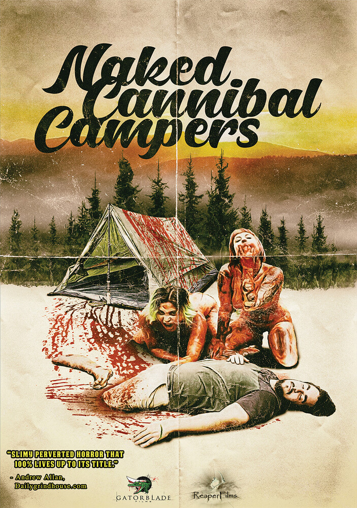 Naked Cannibal Campers - Naked Cannibal Campers / (Mod)