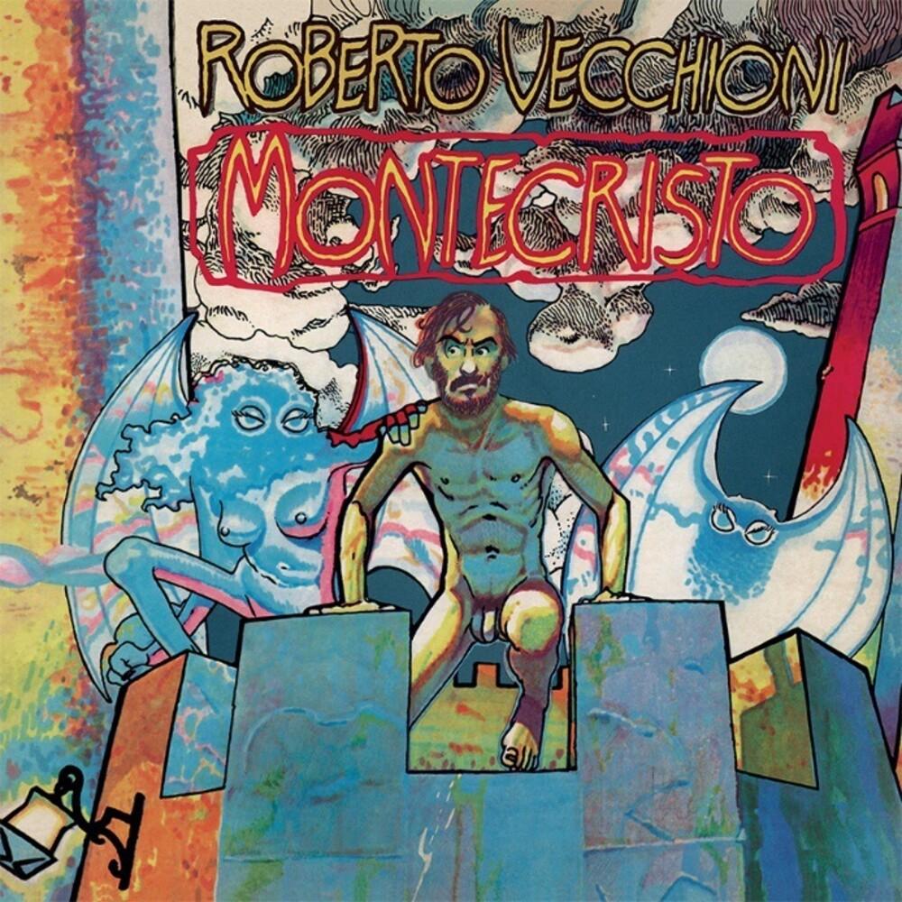 Roberto Vecchioni - Montecristo: 40 Anniversario (Ita)