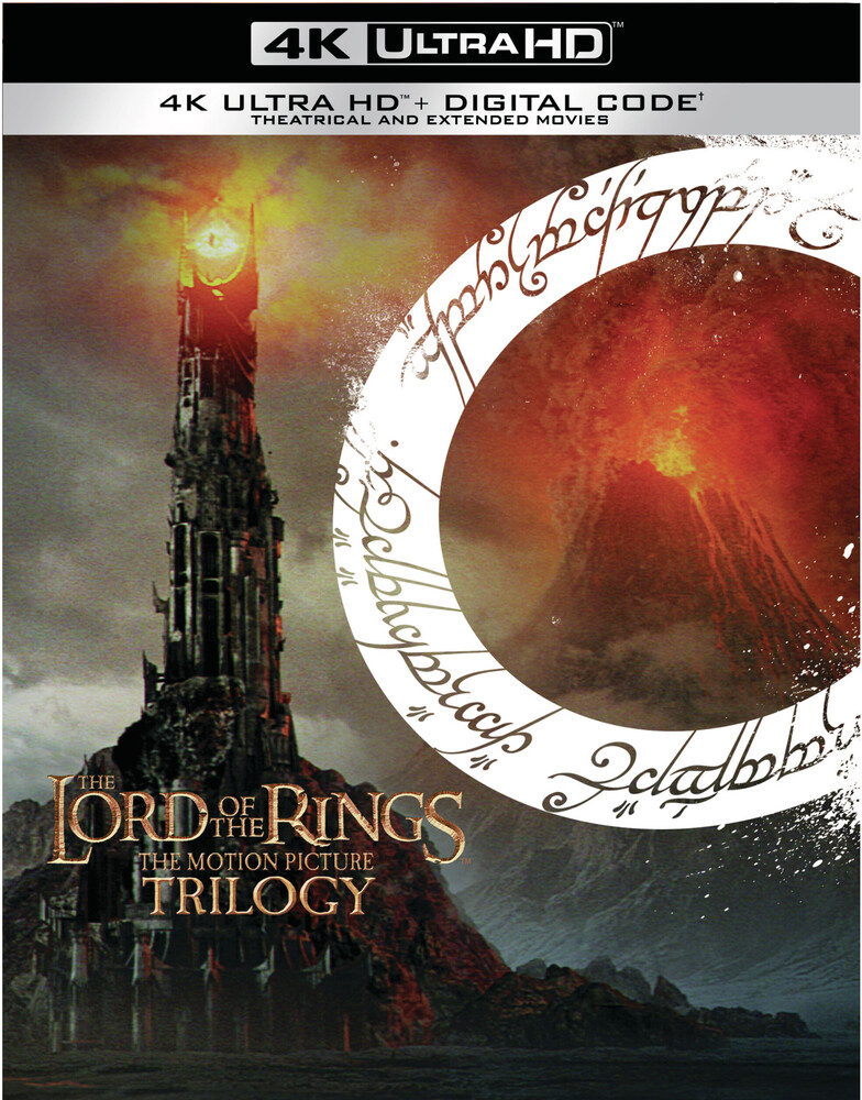 Lord of the Rings: Motion Picture Trilogy - The Lord of the Rings: The Motion Picture Trilogy
