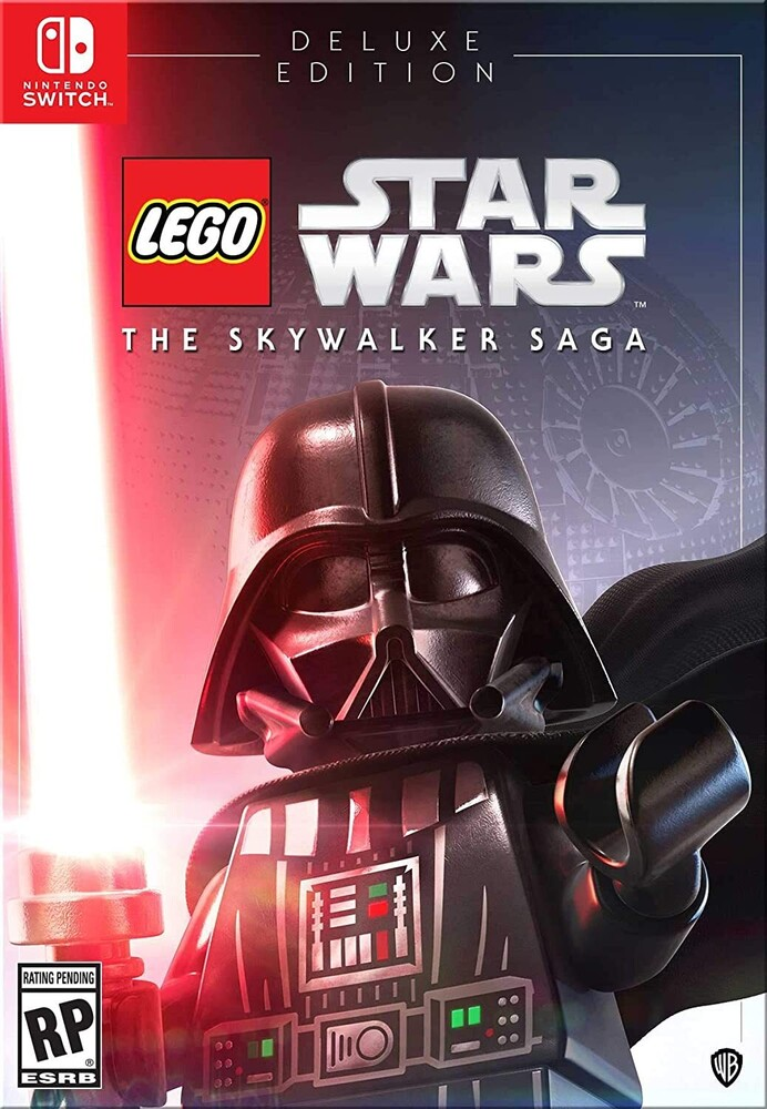 - LEGO Star Wars: The Skywalker Saga - Deluxe Edition for Nintendo Switch