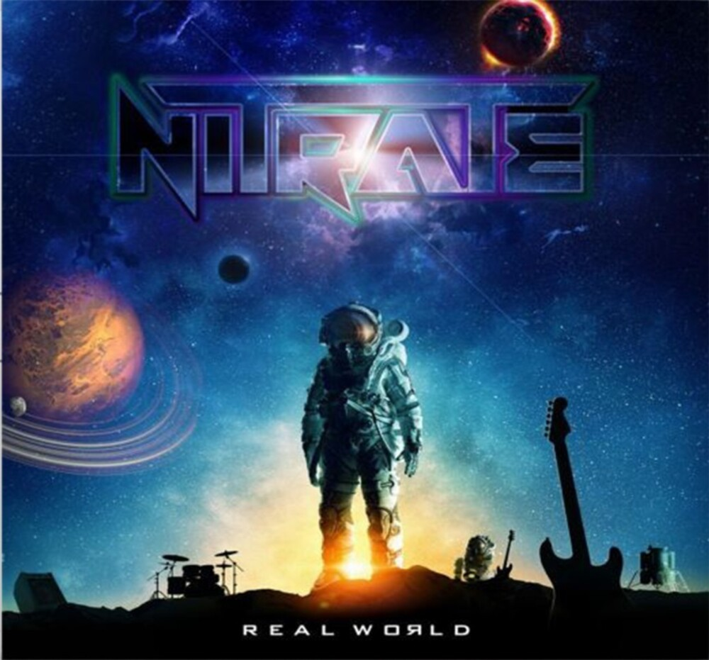 Nitrate - Real World (Bonus Tracks) [Limited Edition] (Mpdl) (Aus)