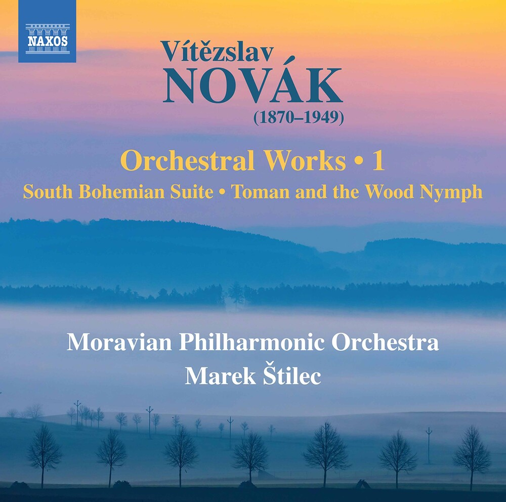 Moravian Philharmonic Orchestra - Orchestral Works 1