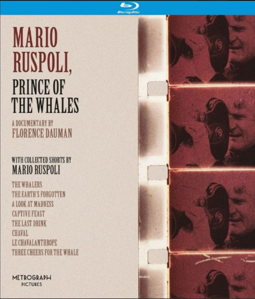 Mario Ruspoli Prince of the Whales - Mario Ruspoli, Prince of the Whales