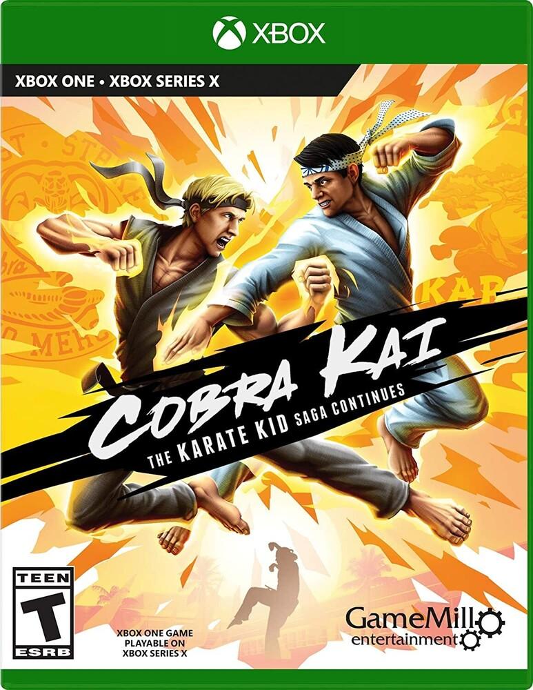 Xb1 Cobra Kai Karate Kid Saga - Cobra Kai Karate Kid Saga for Xbox One