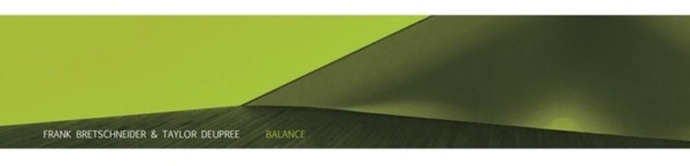 Frank Bretschneider & Deupree,Taylor - Balance