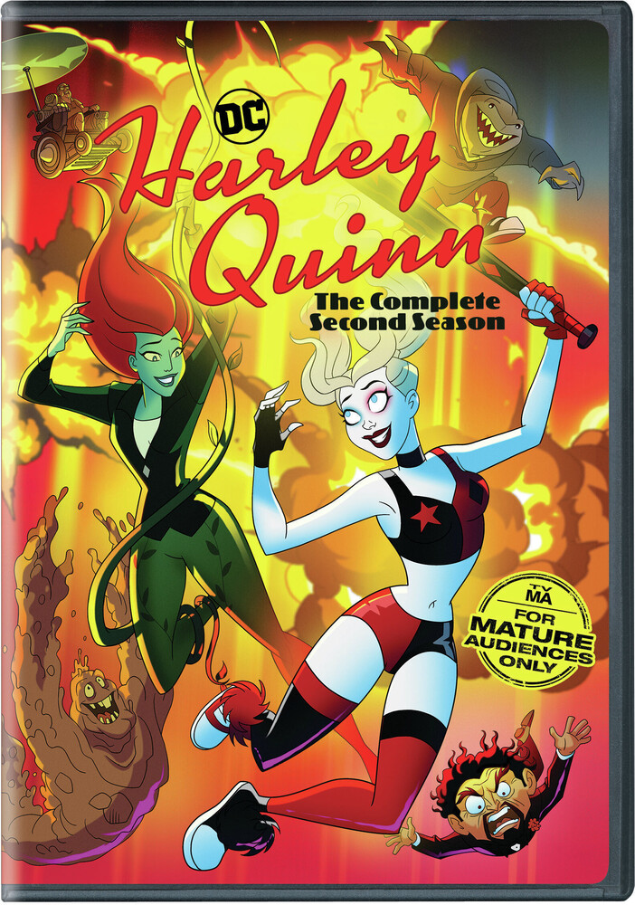 Harley Quinn: Complete Second Season - Harley Quinn: Complete Second Season (2pc) / (2pk)