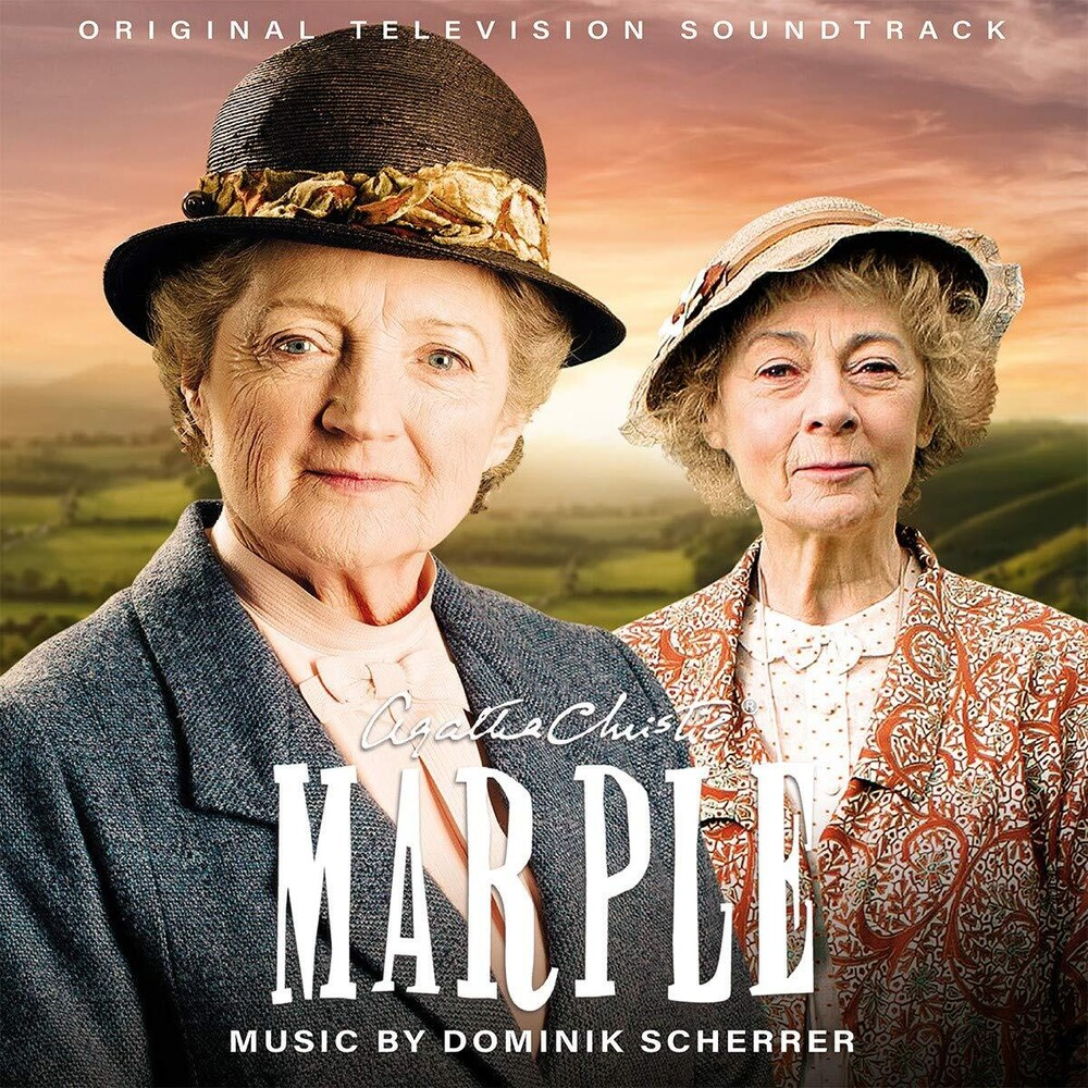 Scherrer, Dominik - Agatha Christie's Marpley (Original Soundtrack)