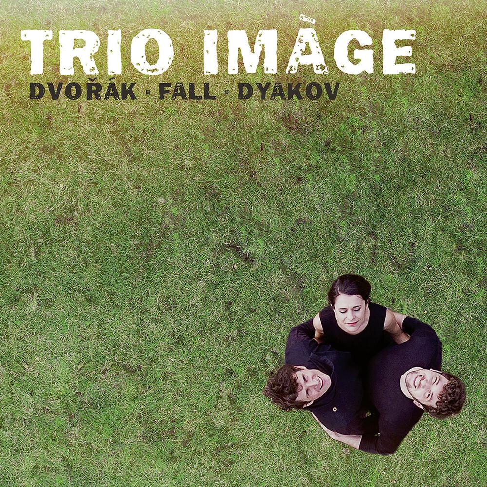 Dvorak / Trio Image - Piano Trios