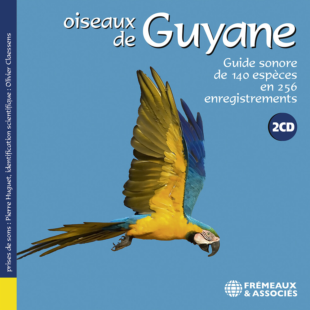 Lenine - Oiseaux de Guyane