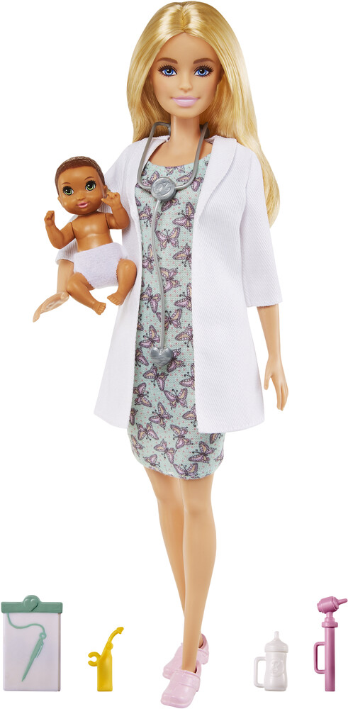 Barbie - Mattel - Barbie Doctor, Blonde