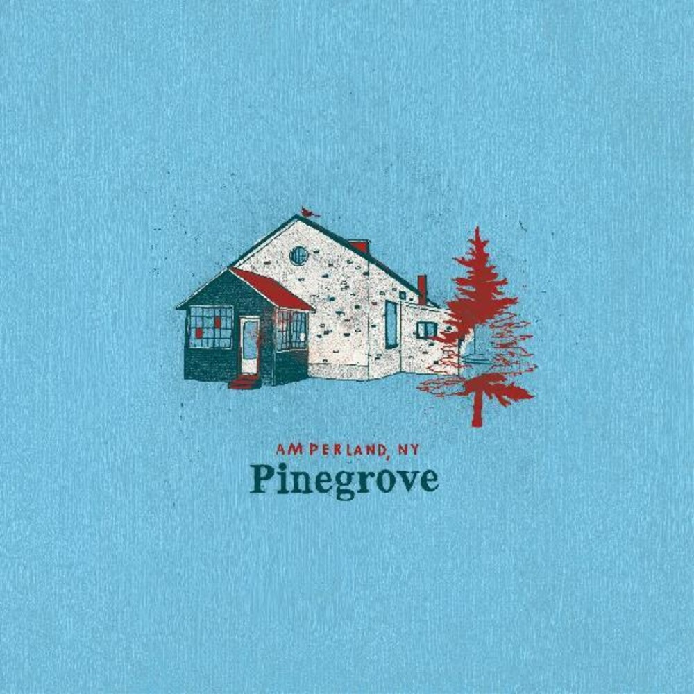 Pinegrove - Amperland Ny (Gate) [With Booklet]