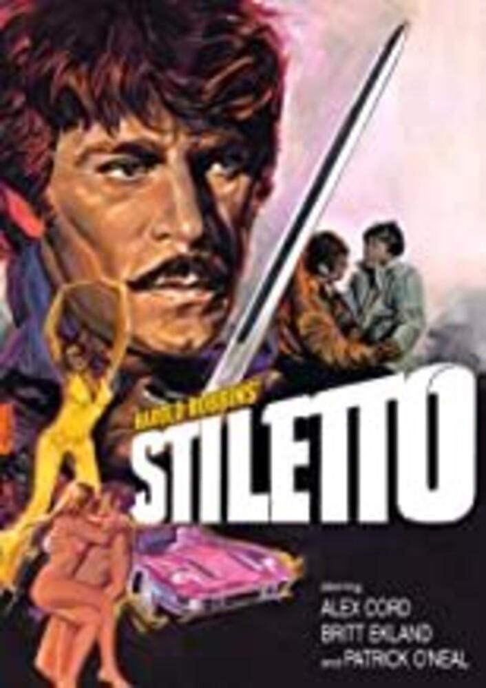 Stiletto (1969) - Stiletto