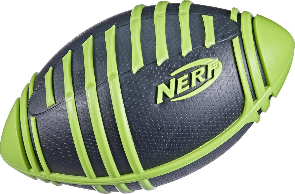 Ner Sports Weather Blitz Football Green - Hasbro Collectibles - Nerf Sports Weather Blitz Football Green
