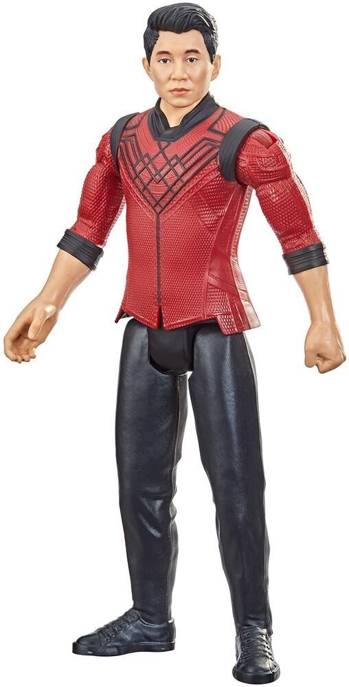 Shc Titan Hero Captain - Hasbro Collectibles - Marvel Shang-Chi Titan Hero Captain