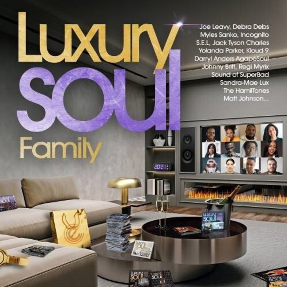 Various Artists - Luxury Soul Family 2021 / Various
