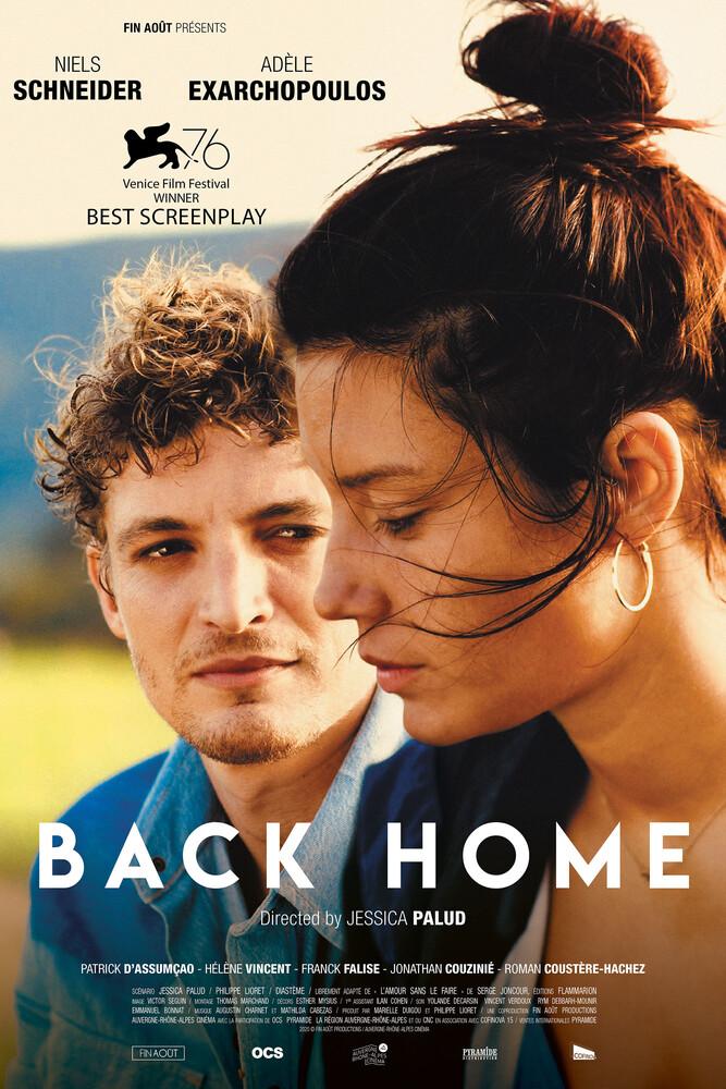 Back Home - Back Home