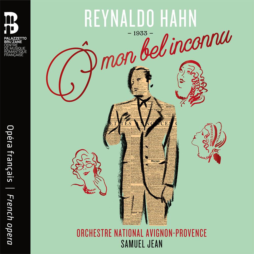 Hilary Hahn - O Mon Bel Inconnu