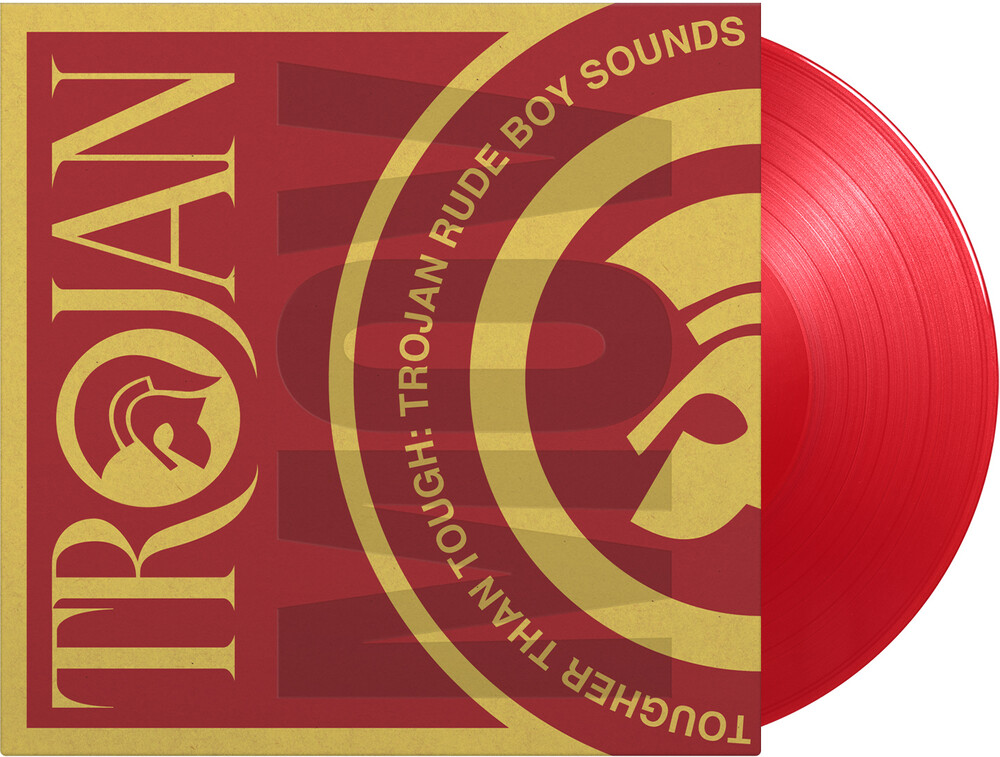 Tougher Than Tough: Trojan Rude Boy / Various - Tougher Than Tough: Trojan Rude Boy/ Various [Limited 180-Gram Translucent Red Colored Vinyl]
