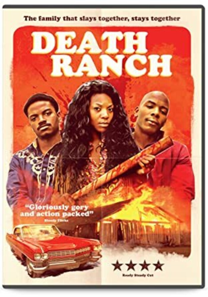 Death Ranch DVD - Death Ranch