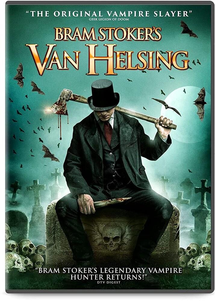 Bram Stoker's Van Helsing DVD - Bram Stoker's Van Helsing Dvd