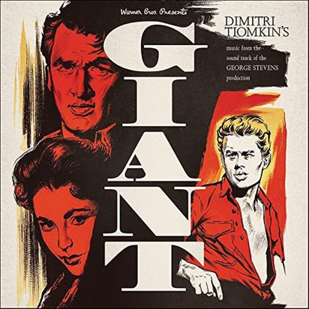 Dimitri Tiomkin  (Ita) - Giant (Music From the Soundtrack)