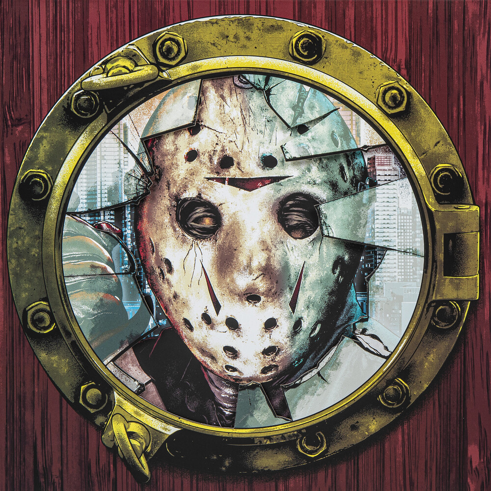 Fred Mollin  (Blk) - Friday the 13th, Part VIII: Jason Takes Manhattan (Original Motion Picture Score)