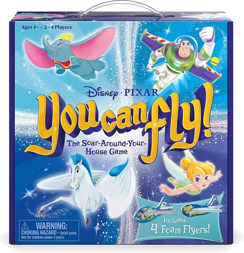 - FUNKO SIGNATURE GAMES: Disney You Can Fly!