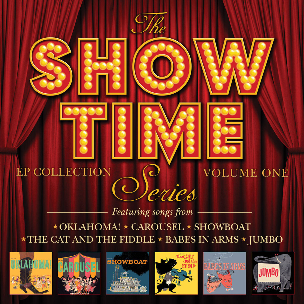 Show Time Series: Ep Collection Vol 1 / Various - Show Time Series: EP Collection Vol 1 / Various