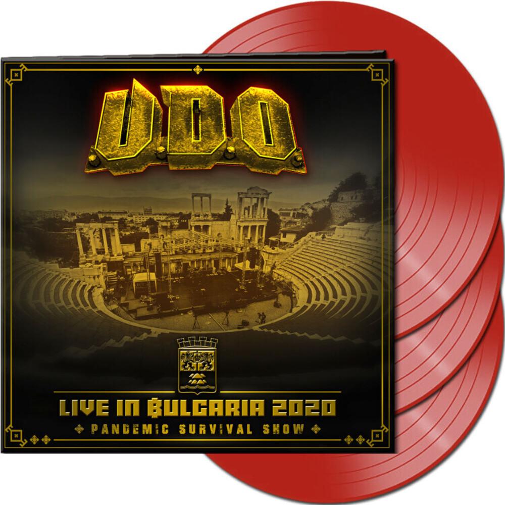 U.D.O. - Live In Bulgaria 2020 - Pandemic Survival [Indie Exclusive]