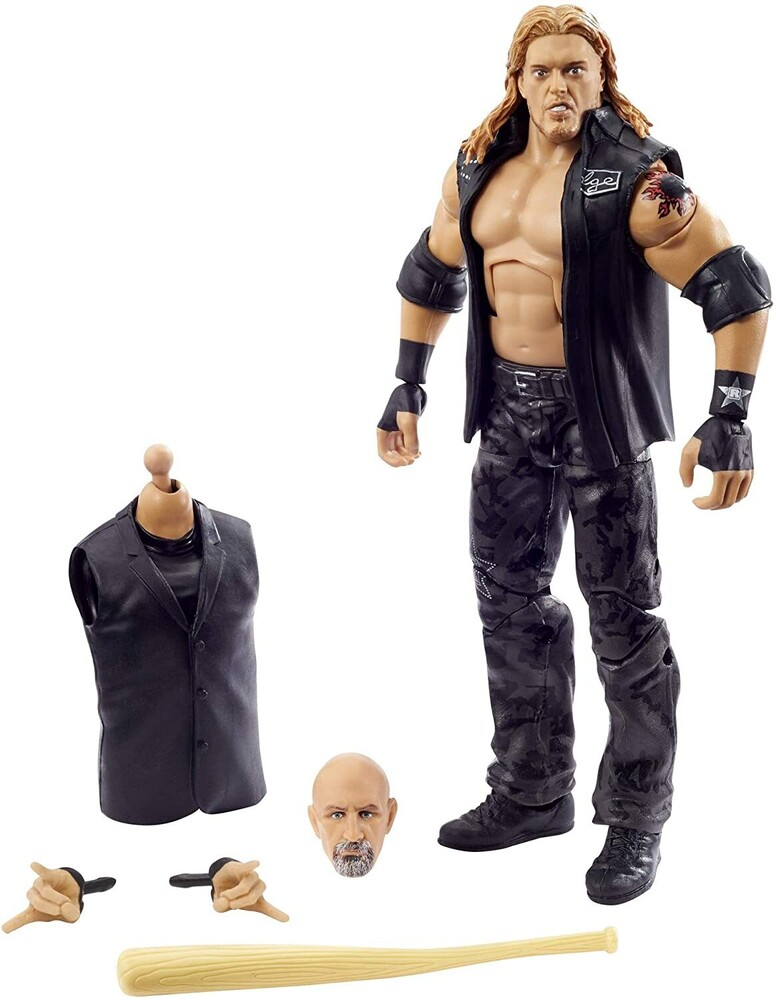 WWE - Mattel Collectible - WWE Wrestlemania Elite Edge