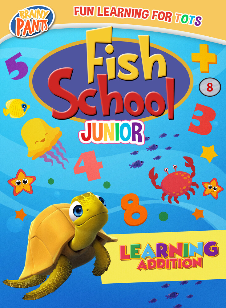 Fish School Junior: Learning Addition - Fish School Junior: Learning Addition