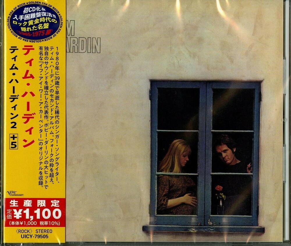 Tim Hardin - Tim Hardin 2 (Bonus Track) [Reissue] (Jpn)