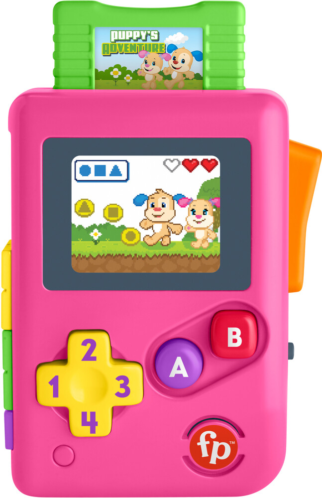 - Fisher Price - Laugh N Learn Lil Gamer, Pink