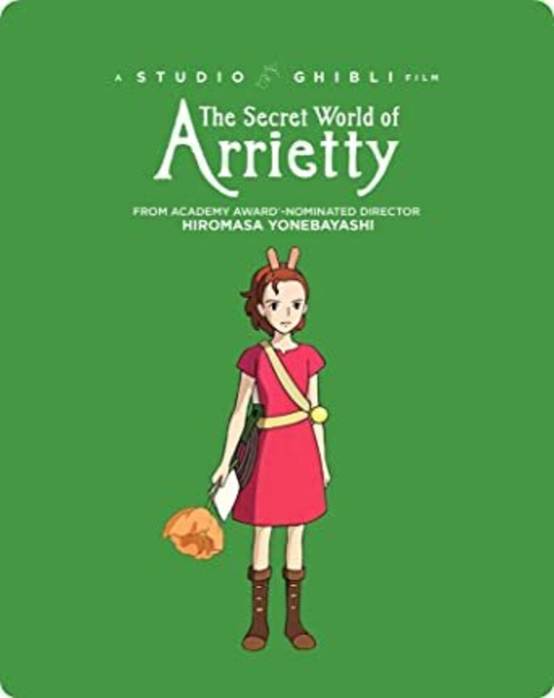- Secret World Of Arrietty (2pc) / (Ltd Stbk 2pk)