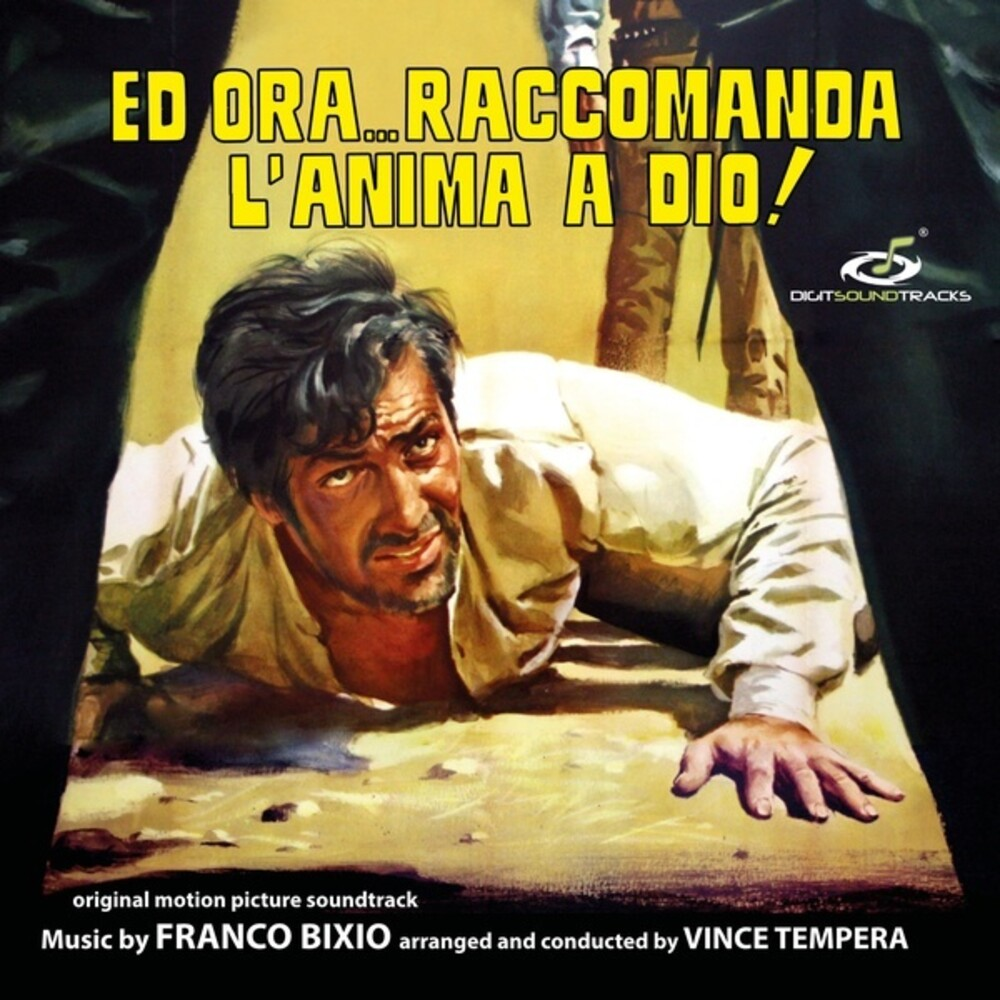 Franco Bixio  (Ita) - Ed Ora Raccomanda L'anima A Dio / O.S.T. (Ita)