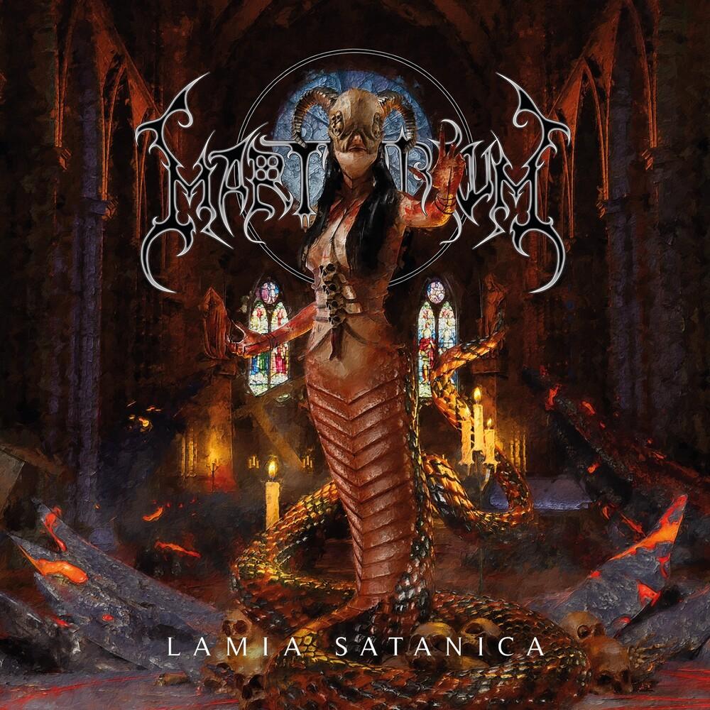 MartYriuM - Lamia Satanica (Uk)