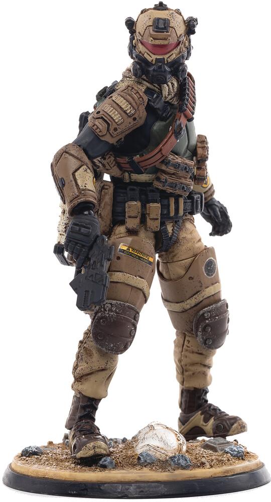 - Joy Toy 09st Legion Mecha Cavalry (Commander) 1/18