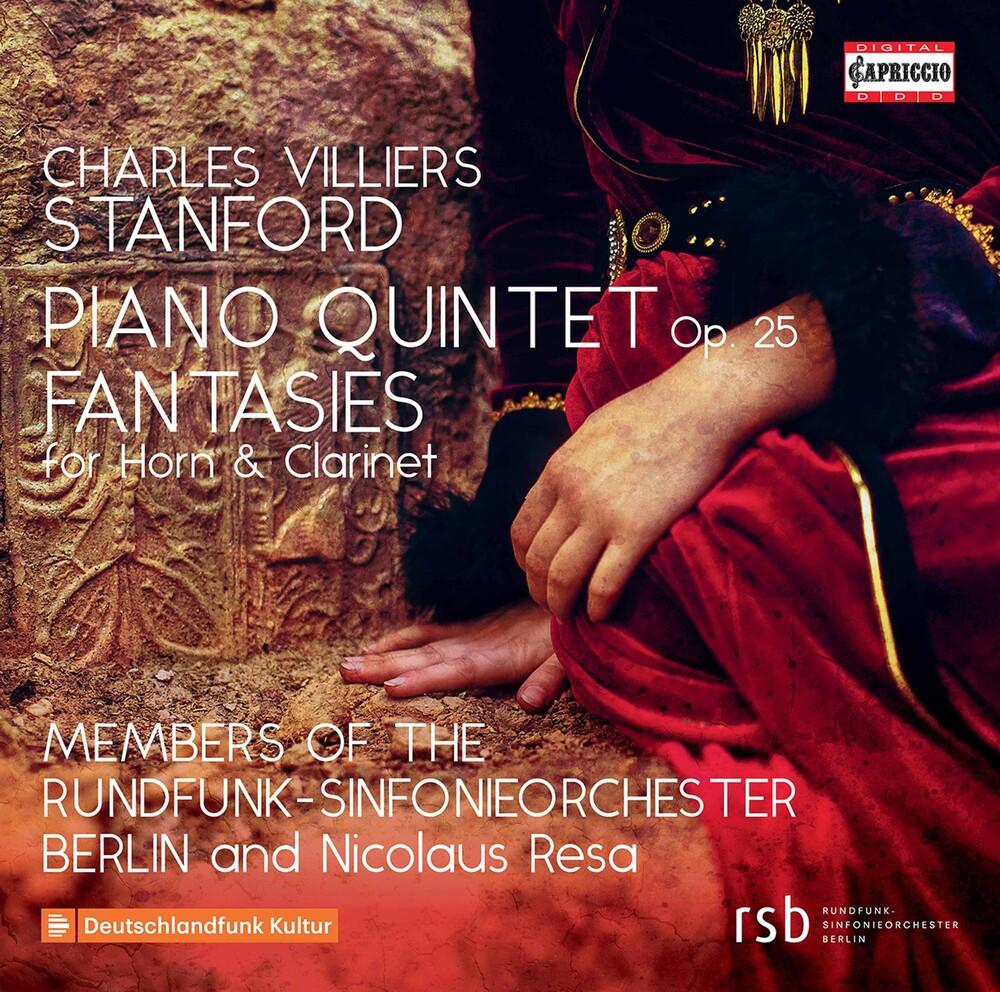 Stanford / Resa - Piano Quintet 25