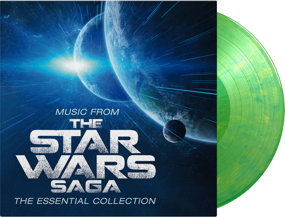 Robert Ziegler  (Colv) (Grn) (Ltd) - Music From The Star Wars Saga Essential Collection